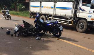 Hai vụ xe máy tông nhau trực diện, 4 người tử vong tại chỗ