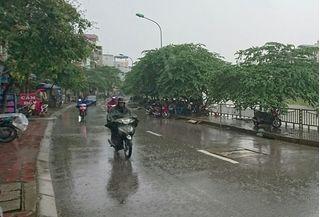 Tin tức thời tiết ngày 20/7/2020: Trung du và Bắc Bộ nắng gắt, chiều tối mưa dông