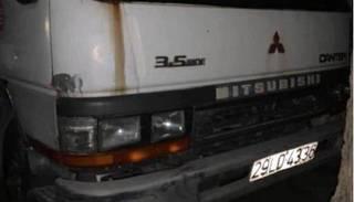 Tài xế xe tải ở Hải Dương bị phạt 35 triệu đồng, tước GPLX 23 tháng