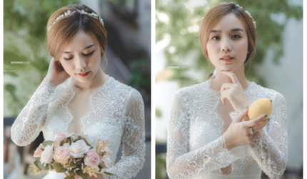 Sau ly hôn, Bảo Ngọc bất ngờ diện áo cưới, tiết lộ tâm sự khiến nhiều người xót xa