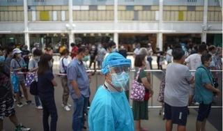 Hong Kong mất kiểm soát dịch bệnh Covid-19
