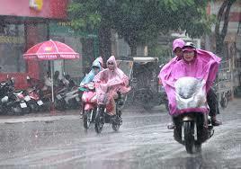 Miền Bắc đón mưa dông diện rộng sau nhiều ngày nắng nóng