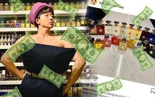 Bỏ ngoài tai lời cảnh cáo của vợ, Trấn Thành tậu liền 20 lọ nước hoa hơn 200 triệu