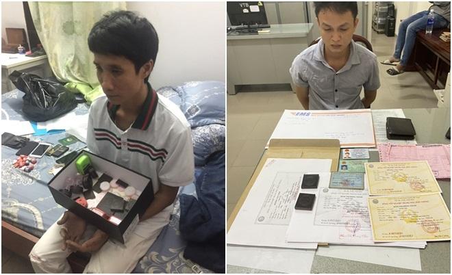 Triệt phá đường dây làm giả giấy tờ quy mô toàn quốc ở Đồng Nai
