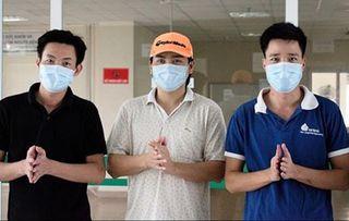 Thêm 3 bệnh nhân Covid-19 từ nước ngoài về được công bố khỏi bệnh