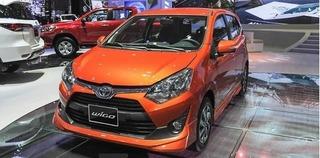 Toyota Wigo 2020 - lựa chọn hàng đầu cho phái đẹp với giá hấp dẫn