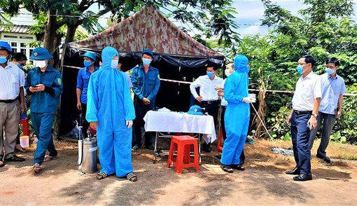 7.500 cán bộ, nhân viên y tế Đắk Lắk được tiêm vaccine phòng bạch hầu