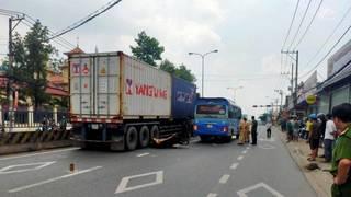 Tin tức tai nạn giao thông ngày 20/7: Va chạm với ô tô khách, người đàn ông tử vong