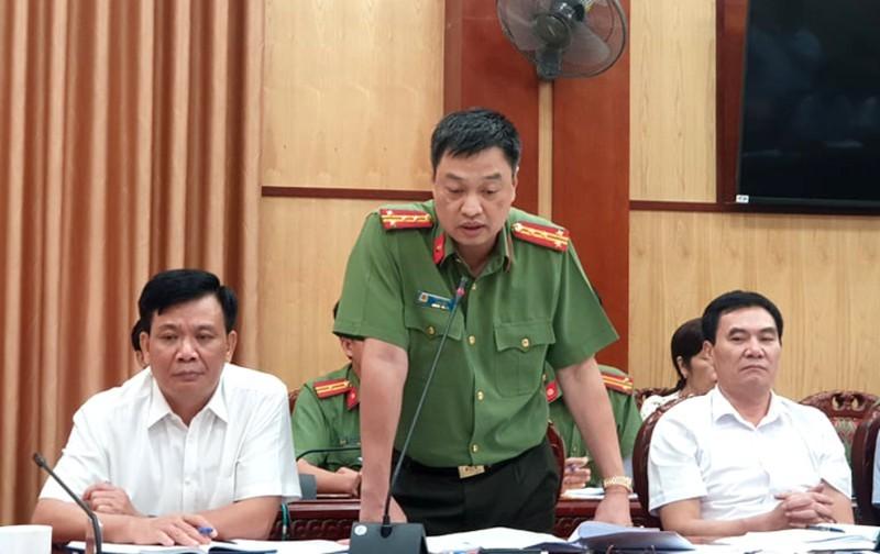 Bắt giam 2 phóng viên cưỡng đoạt tài sản ở Thanh Hóa