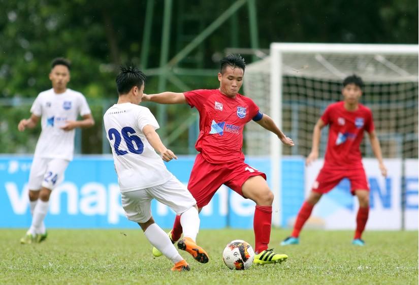 U17 HAGL giành chiến thắng ấn tượng ở lượt trận thứ 4 vòng loại U17 quốc gia