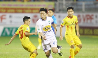 Vòng 11 V.League: HAGL và Nam Định có cơ hội giành trọn 3 điểm