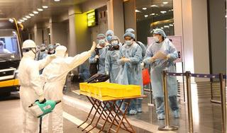 Thêm 1 ca nhiễm Covid-19 mới là chuyên gia dầu khí người Nga