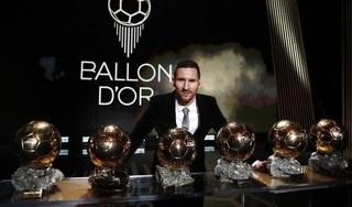 Giải thưởng Quả bóng Vàng 2020 chính thức bị hủy