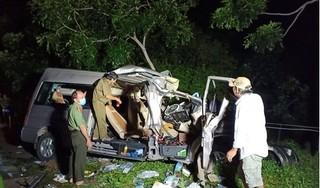 Tai nạn thảm khốc ở Bình Thuận, 8 người trên xe khách tử vong