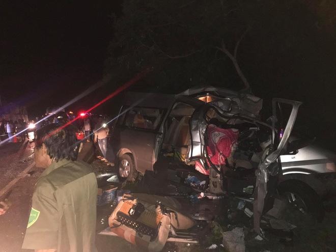 Tài xế xe tải kinh hãi nhớ lại giây phút va chạm với xe khách làm 8 người chết
