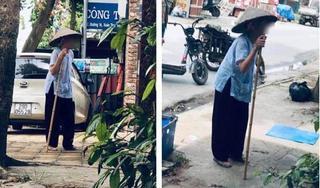 Sự thật về thông tin cụ bà 86 tuổi bị con trai bỏ rơi ở cổng suốt 3 ngày
