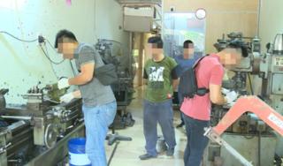 Triệt phá xưởng sản xuất súng quy mô 'khủng' ở Hải Phòng