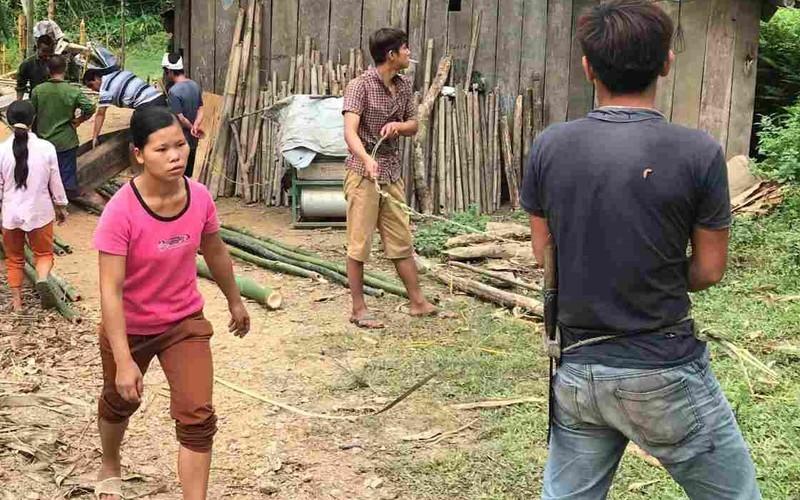 Cao Bằng: Chồng sát hại vợ rồi trốn lên rừng tự sát