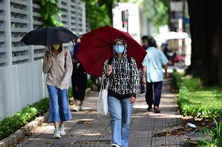 Tin tức thời tiết ngày 22/7/2020: Tây nguyên và Nam Bộ chiều tối có mưa giông