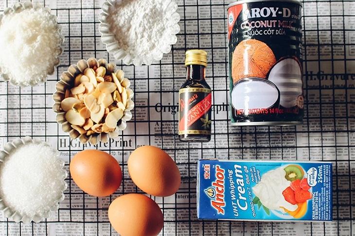 Tự làm kem dừa béo thơm tại nhà cho mùa hè sảng khoái