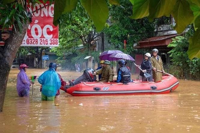 Cập nhật mưa lũ ở Hà Giang: Nhiều người chết, 2 nhà máy thủy điện bị vùi lấp