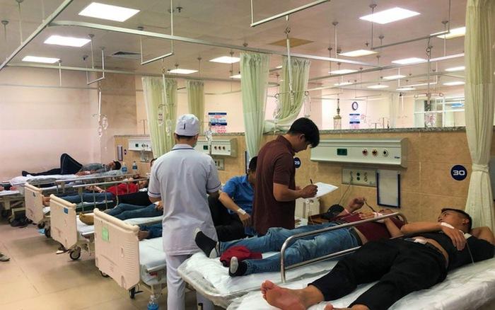Vụ hơn 100 công nhân nhập viện ở Đồng Nai, nghi ngộ độc do ăn cá biển chiên