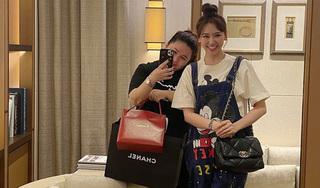 Bất ngờ với với món quà hàng trăm triệu vợ chồng của Hari Won -Trấn Thành tặng quản lý