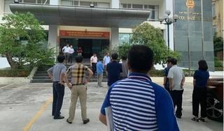 Cháy ở Chi cục thuế TP Vinh, cả trăm người hoảng loạn tháo chạy