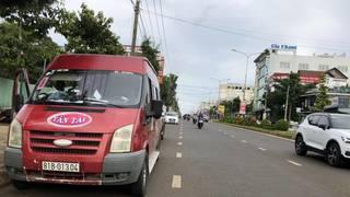 Xe khách có nhân viên đánh phóng viên báo Tiền Phong bị phạt nặng
