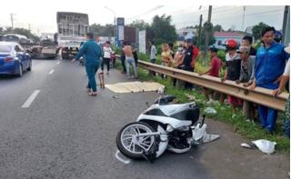 Tin tức tai nạn giao thông ngày 22/7: 3 mẹ con ngã sau va chạm, bé gái 10 tuổi tử vong
