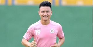 Thống kê 'sốc' về Quang Hải sau 10 vòng đấu ở V.League