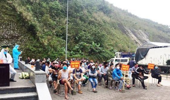 Hà Tĩnh tiếp tục tiếp nhận hơn 400 du học sinh Lào