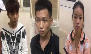 Tóm gọn băng cướp nghiện ma túy lộng hành ở TP.HCM