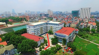 Top 3 trường liên cấp hàng đầu tại quận Hà Đông