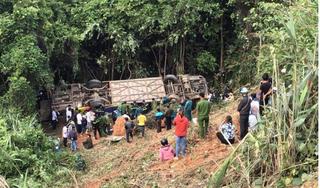 Tạm giam tài xế xe khách lao xuống vực khiến 6 người thiệt mạng