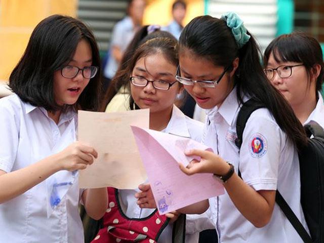 Dự đoán điểm thi vào lớp 10 tại TP. HCM cao hơn năm ngoái