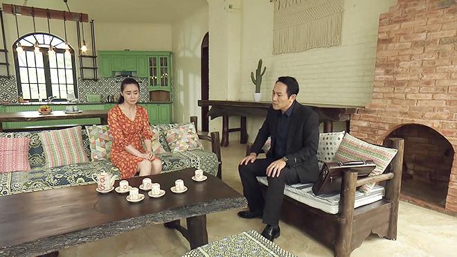'Đừng bắt em phải quên' tập 29: Luân bóp cổ Linh để trả thù, Ngân và Luân ly hôn
