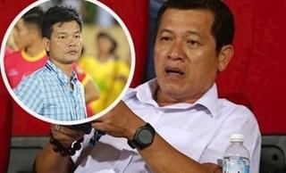 Ông Dương Văn Hiền: 'Nam Định nhận quyết định có lợi ở trận đấu với SLNA'