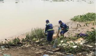 Phát hiện thi thể nam giới đang phân hủy trên sông