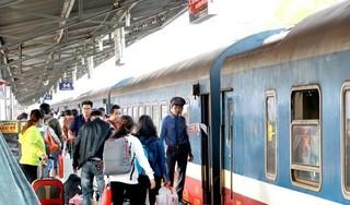 Đường sắt giảm giá vé tàu cho học sinh và người thân tham dự thi năm 2020