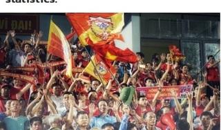 Báo Thái Lan: 'Những kỷ lục V.League luôn bị phá vỡ qua từng vòng đấu'