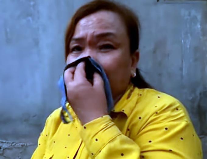 Dương Thị Ngọc Mai khi bị điều tra hồi cuối tháng 3. Ảnh: An Phú.
