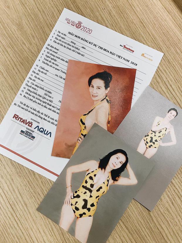 Dân mạng dậy sóng khi thí sinh U60 vẫn tự tin đăng ký dự thi Hoa hậu Việt Nam 2020