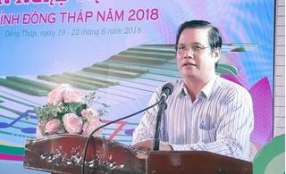 Phó giám đốc Sở VHTT & DL Đồng Tháp bị truy tố