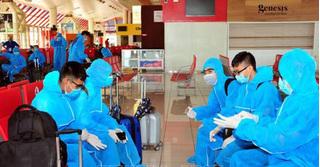 Đưa gần 270 người Việt từ Cuba và Đức về nước