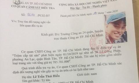Chủ hụi ở Sài Gòn mất gần 800 triệu trong một đêm