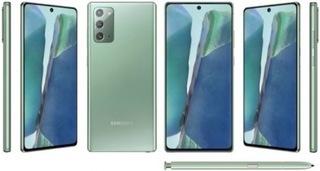 Samsung sẽ ra mắt Galaxy Note20 với 3 màu chủ đạo