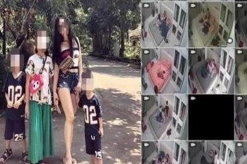 Công an Hải Phòng nói gì về clip người phụ nữ để 3 trẻ em sờ vào 'chỗ kín'?