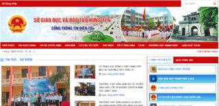 Tra cứu điểm thi vào lớp 10 THPT tỉnh Hưng Yên 2020 ở đâu nhanh nhất