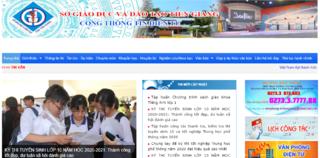 Tra cứu điểm thi vào lớp 10 THPT tỉnh Tiền Giang 2020 ở đâu nhanh nhất